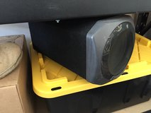 """Pioneer 8"""" Subwoofer in Nellis AFB, Nevada"""