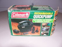 Coleman Quickpump in Oswego, Illinois