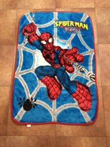 Spider Man Blanket in Batavia, Illinois