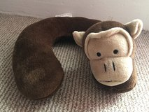 Eddie Bauer Kids Animal Neck Roll Pillow - Monkey in Ramstein, Germany