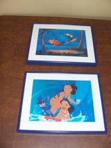 Pictures (Lilo & Stitch) with Metal Frames in Naperville, Illinois