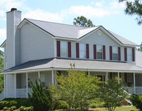 Metal Roofing by Chamberlain Concepts in Leesville, Louisiana