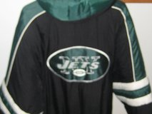 NEW YORK JETS JACKET LARGE - NEW in Houston, Texas