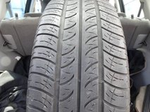 1- Used 225/60R17 Cooper CS4 Tour in Lockport, Illinois