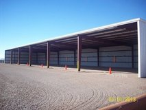 Covered RV Storage in Alamogordo, New Mexico