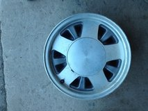 Chevy 5 lug 2wd factory Aluminum Wheel in Camp Lejeune, North Carolina