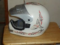 VINTAGE THH DIRT BIKE HELMET in Barstow, California