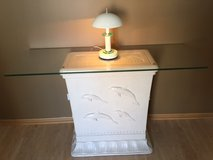 Dolphin Themed Sofa Table in Naperville, Illinois