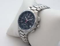 LONGINES CONQUEST L1.616.4 SWISS CHONOGRAPH MENS LUXURY WATCH RARE watches in Okinawa, Japan