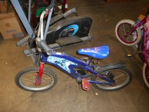 Vintage Transformers Boys 16-Inch Optimus Prime Bicycle in Naperville, Illinois