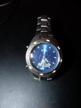 Fossil Blue Mens watch in Spangdahlem, Germany