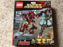 LEGO #76031 The Hulk Buster Smash in Camp Lejeune, North Carolina
