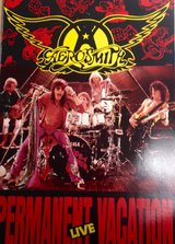 AEROSMITH PERMANENT VACATION WORLD TOUR PROGRAM EXTRA LARGE RARE in Okinawa, Japan