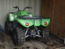 08' Arctic Cat 366 4x4 ATV in Houston, Texas