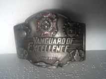 Rare  Limited Edition Military Belt Buckle  Number 2062  of 5000 in Fort Campbell, Kentucky
