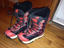Snowboard Boots size 3 in Elgin, Illinois
