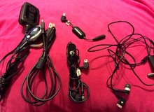 Misc cell phone chargers/accesories in Macon, Georgia