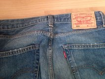 Levi Strauss & Co 505 jeans in Ramstein, Germany