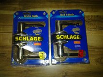 Schlage bath & bed locks in Bolingbrook, Illinois