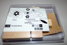 Friendship Blooms stamp set - Stampin Up (NEW) in Chicago, Illinois
