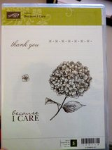 Because I Care stamp set - Stampin Up (new) in Aurora, Illinois