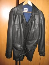 WW1 Mens Pilot Leather Jacket in Ramstein, Germany