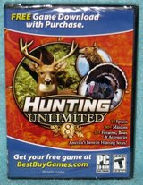 HUNTING UNLIMITED CD-ROM (Unopened/Still Sealed) in Naperville, Illinois