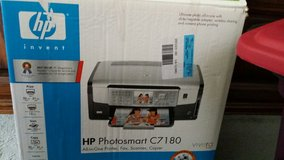 HP Printer PHOTOSMART C7180 in Tacoma, Washington