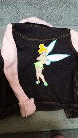 Pink Jean Tinker Bell JacKet in Tacoma, Washington