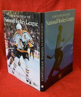 Hockey Book-A Day in the Life of the National Hockey League HC in Lockport, Illinois