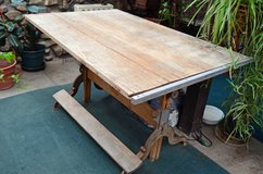 Antique Drawing Table in Alamogordo, New Mexico