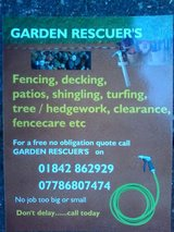 garden rescuer's free quote in Lakenheath, UK