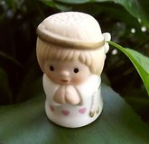 Vintage Ceramic Angel Thimble in Houston, Texas