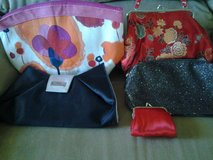Purse/Clutch/Evening Bag- New without Tags in St. Charles, Illinois