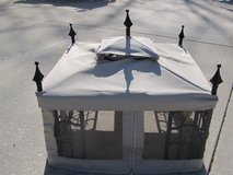 "Reduced~Rare Minature Gazebo~Store Display..Great for 12"" Dolls in Yorkville, Illinois"