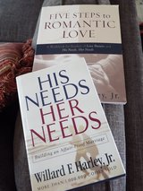 Building an Affair-Proof Marriage (His Needs/Her Needs set) NEW! in Camp Lejeune, North Carolina