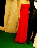 Vera Wang  red dress in Clarksville, Tennessee