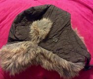 Faux Fur/Nylon Hat in Warner Robins, Georgia