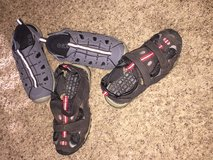 Boys sandals in St. Charles, Illinois
