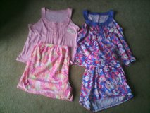 Pink  PJ short sets in Quantico, Virginia