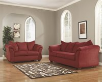 Save $100 With Your Military ID - Ashley Sofa/Love Set in Fairfax, Virginia