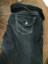 maternity jeans sz.large in Fort Campbell, Kentucky
