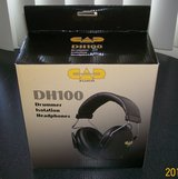 CAD DH100 Professional Isolation Headphones NEW in 29 Palms, California