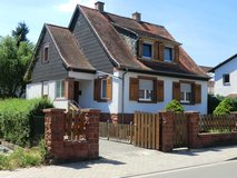 Cosy freestanding house with so much character, you will love it in Ramstein, Germany