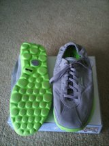 Sketchers go walk shoes in Quantico, Virginia