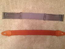 Elastic belts size S in Naperville, Illinois