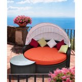 PERECTIONA CANOPY OUTDOOR PATIO DAYBED in San Bernardino, California