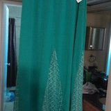 nwt Teal Green Maxi Skirt in Spring, Texas