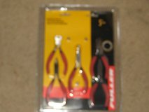 5 PC Minature Plier Set - New - by Fuller in Houston, Texas