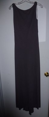 New - Never Worn Formal Evening Dress, Evening Gown, Prom Dress - Dark Gray - $25.00 in Spring, Texas